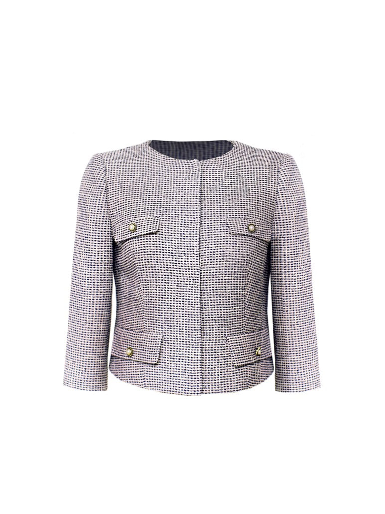 lizy tweed jacket